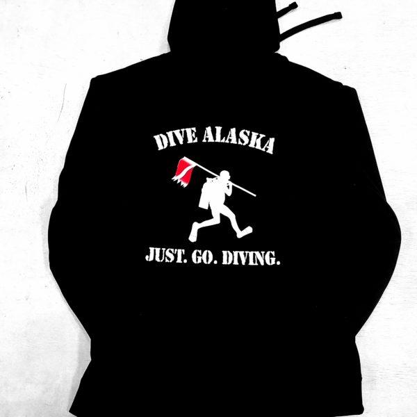Dive Alaska Hoodie