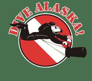 Dive Alaska Logo