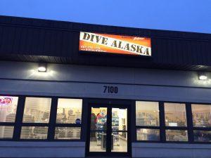 Dive Alaska Store Front