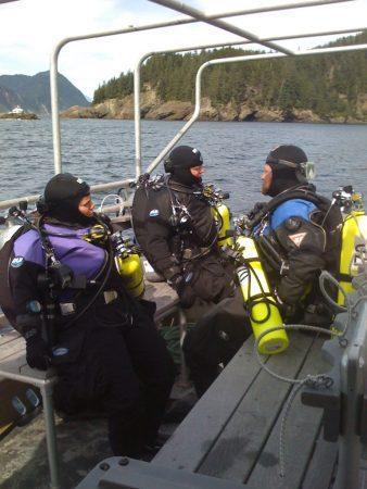 Alaskan Dive Boat to resume operation!
