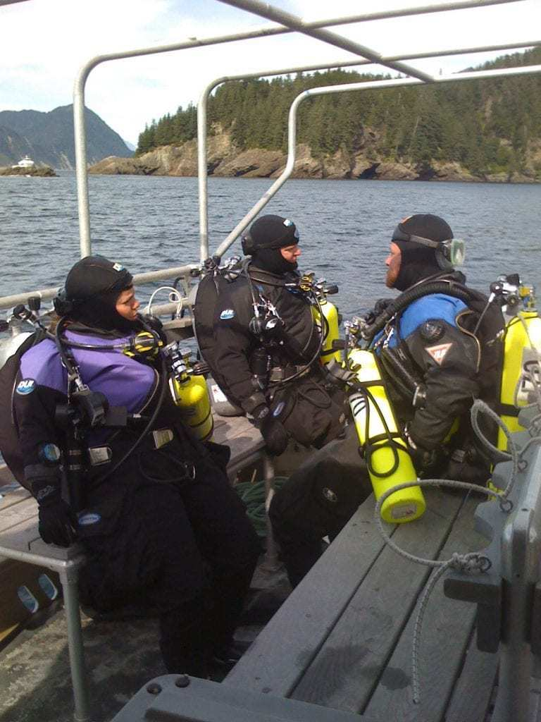 Alaskan Dive Boat to resume operation!