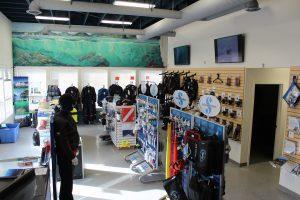 scuba diving anchorage alaska