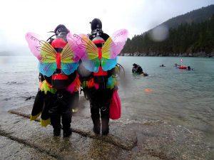 Mermaids of Dive Alaska