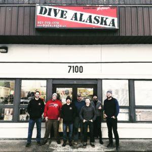 Global Underwater Explorers diving in Alaska