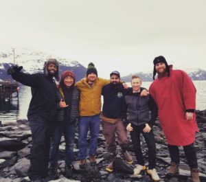 Global Underwater Explorers diving in Alaska