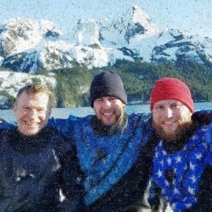 alaska shipwrecks winter scuba dive