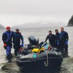 gue scuba dui halcyon scubapro zodiac tech dive technical boat alaska