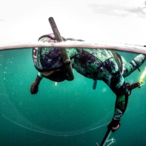 Spearfishing in Alaska