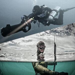 Freediving and Spearfishing Alaska