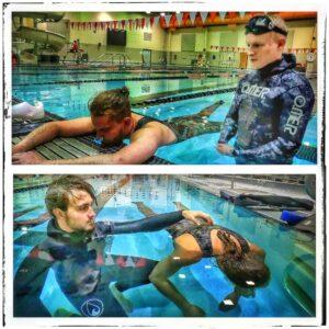 freedive training alaska freediver train classes courses