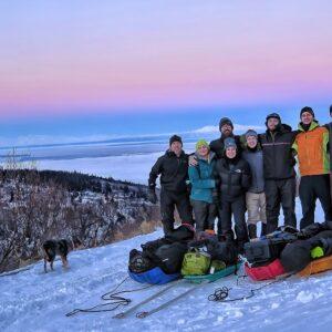 Backcountry Freediving at Rabbit Lake