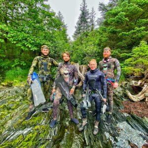 alaska freedive training freediving